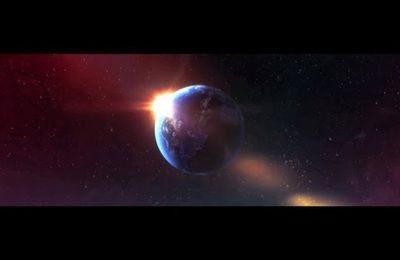 The history of earth (l'histoire de la Terre) en 1 minute