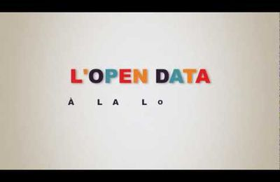 [VIDEO] L'Open Data à la Loupe