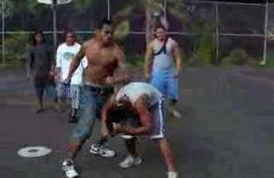 Street Fight (partie 2)