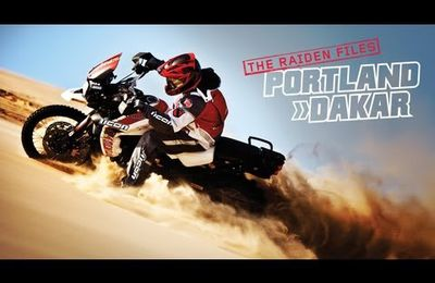 The Raiden Files - Portland to Dakar - A Riding Movie