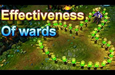 LoL - Effectiveness of wards - League of Log