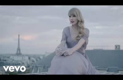 "Video musical oficial ""Begin Again"" de Taylor Swift"