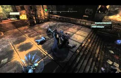 Batman Arkham City : gameplay