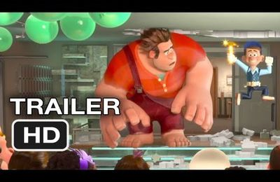 'Wreck-It Ralph' Releases A Second Trailer