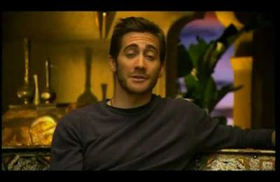 Jake Gyllenhaal Interview