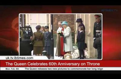 Diamond Jubilee : 60-year reign !