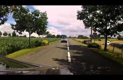 Départ pour Le Mans Classic 2012 en vidéo