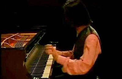 Interessanter Pianist