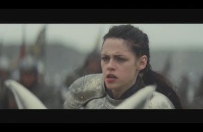 Snow White and the Huntsman (blanche neige et le chasseur)