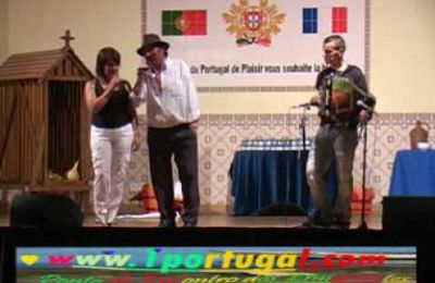 Cantares ao desafio na casa de Portugal - Fr - Plaisir - Casa de Portugal