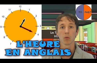 6è - What time is it ? A video