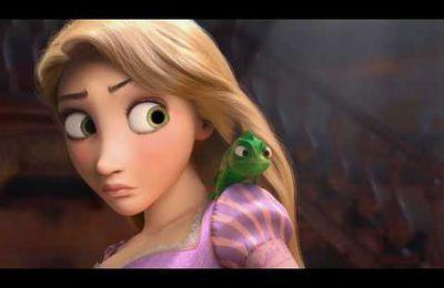 Rapunzel 3D.