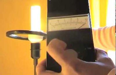 Les dangers des ampoules basses consommation