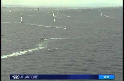 """Reportage de FRANCE 3 ATLANTIQUE DU 26 sept 2013 : """"FIEFFEES GALERES"""""""