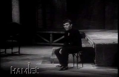 "Hamlet video : ""To be or not to be"" by Richard Burton"