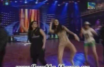 Anushka Sharma performance at Jhalak Dikhla Ja 3
