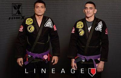 Tournoi ceintures violettes.