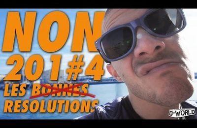 LES BONNES (ou mauvaises) RESOLUTIONS