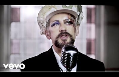 "BOY GEORGE ""This is what I do"", suite..."