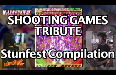 Shooting games tribute : Stunfest compilation
