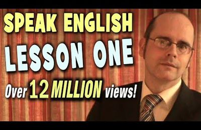 learning english lesson one (introduction)