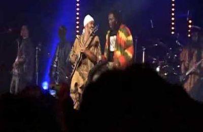 """""""Ils ont partagé le monde"""" - Tiken Jah Fakoly / NNEKA - """"Africans"""""""