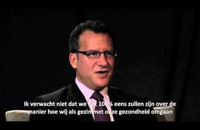 Interview met kinderarts Dr Lawrence Palevksy over vaccinatie