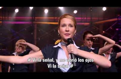 Pitch Perfect- I saw the Sign