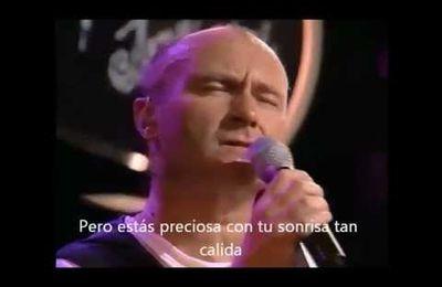 """Phil Collins """"The way you look tonight"""" (Live, 1998) SUBTITULADO AL ESPAÑOL"""