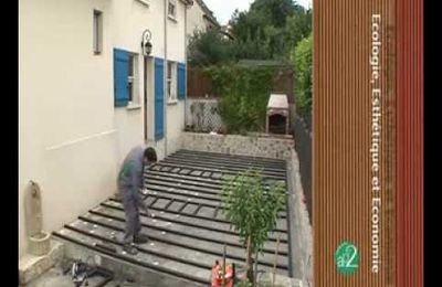 Terrasses composites, solution alternative Jardin Paysagiste 27 28 78