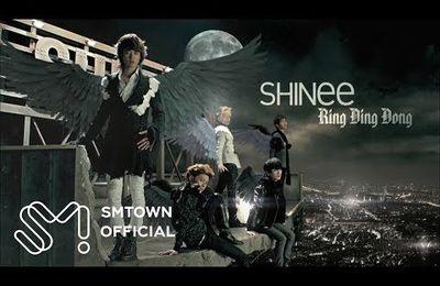 Shinee le groupe qui fait un carton!!!