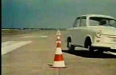 Video promocional del Trabant 601