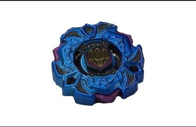 Beyblade WBBA Limited BB-114 4D Blue Vari Ares D:D