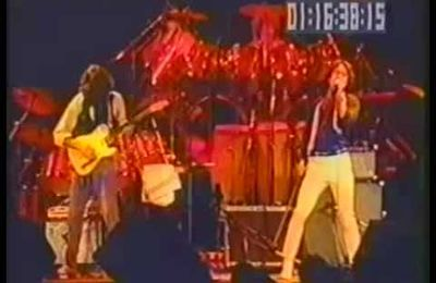 Jimmy Page & Paul Rodgers The Firm + Death Wish II