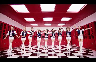 GIRLS GENERATION - OH! (JAPANESE VERSION)