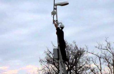 Début de la Maintenance vidéo protection Plan d'Aups