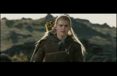 Taking the Hobbits to Isengard