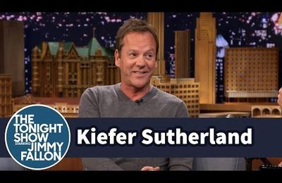 Kiefer Sutherland interview (8/07/14) traduction française