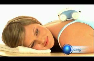 Wheeme, il robottino massaggiante