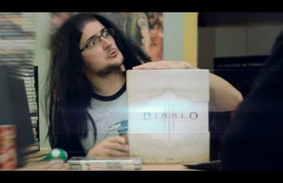Hard Corner: Diablo III collector