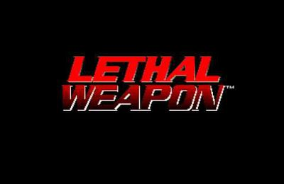 Guitar cover of Lethal Weapon Amiga theme