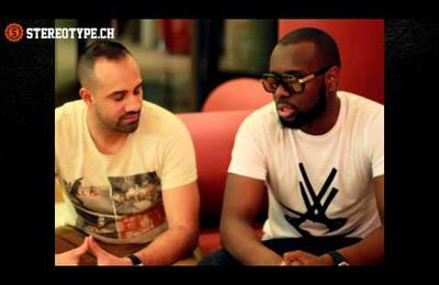 Interview de Maitre Gims