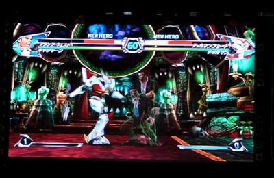 TGS09 Tatsunoko vs Capcom Ultimate All Stars