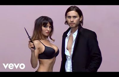 [La Vidéo De L'Instant] 30 Seconds To Mars - Up In The Air
