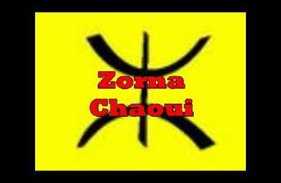 Musique chaoui - Zorna Chaoui