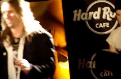 Thomas Godoj LIVE im Hard Rock Cafe Köln, 04.04.09 - Ein Bericht