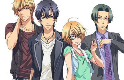 [Animé] Love stage!!