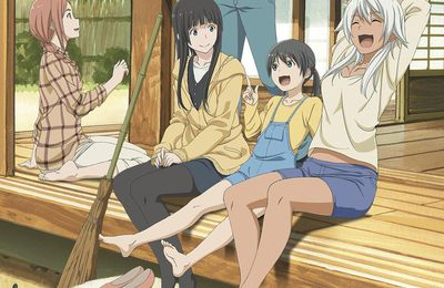 Flying Witch Vostfr