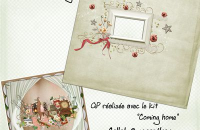 "Freebie : QP ""coming Home"""