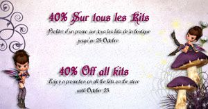 Promo kits chez Mellye Creations Boutique
